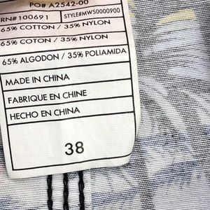 Hurley Shorts - Hurley Mens Hawaiian 🌺 Board Shorts Size 38